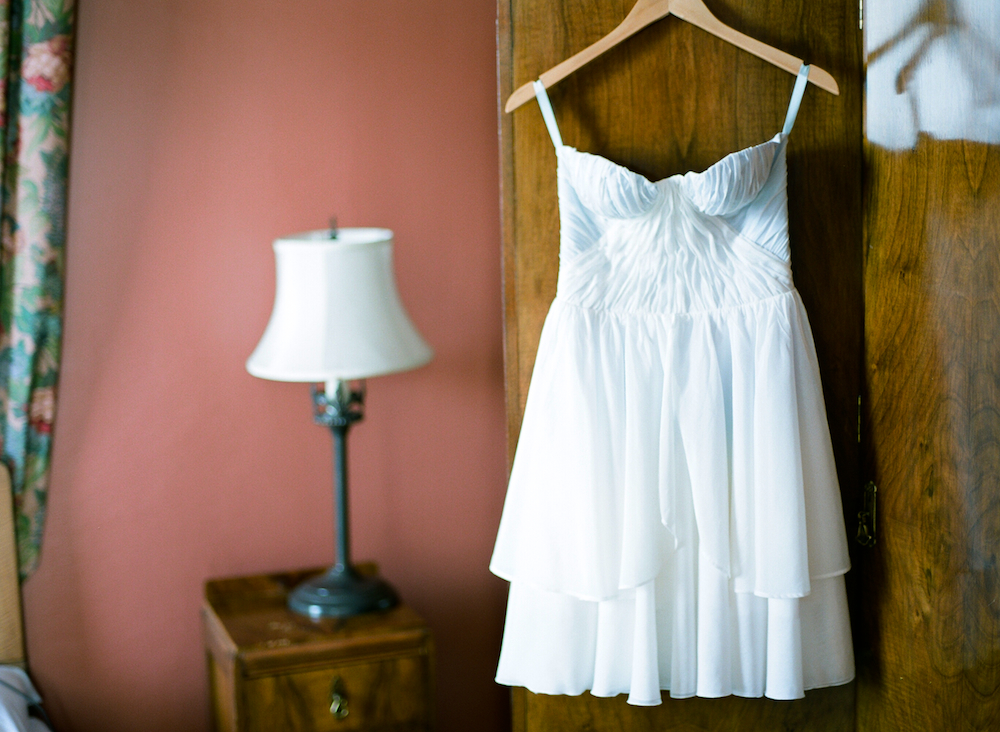 Wedding Dress - Verena Erin - Photo by Ryan + Beth Photographers