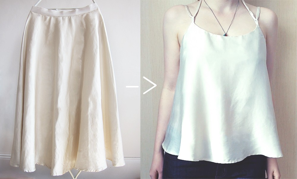 Skirt to tank DIY