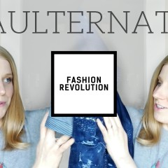 Haulternative - Updating & customizing old clothes
