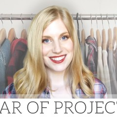 A Year of Project 333