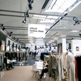 Ethical Fashion Show & GreenShowroom Interviews